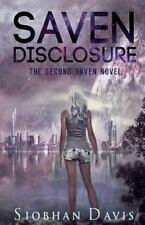 Saven: Saven Disclosure by Siobhan Davis (2016, Paperback)