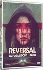 Dvd REVERSAL - La Fuga E' Solo L'Inizio ......NUOVO