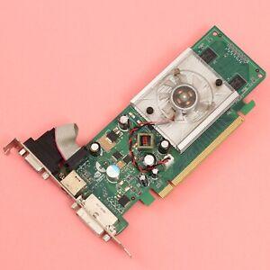 Dell NVIDIA Geforce 8300GS PCI-E X16 128MB Video Card DDR2 VGA/DVI/S-Video