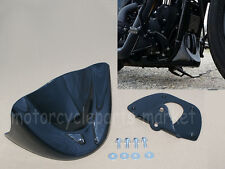 for 2006-2017 Harley Dyna Street Bob FatBob Wide Glide Chin Spoiler Fairing