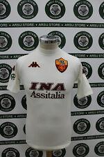 maglia calcio shirt maillot camiseta trikot TOTTI ROMA TG S 2000-01 NO RIPRODUZI