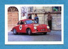 SUPER GRAND PRIX Euroflash '88 Figurina-Stickers n. 128 - PORSCHE CARRERA -New