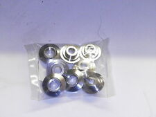Kawasaki GPZ1100 titanium top retainers, shim under type for race use.