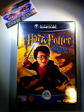 HARRY POTTER CAMERA SEGRETI NUOVO SIGILLATO SEALED NINTENDO GAMECUBE RARE GC WII