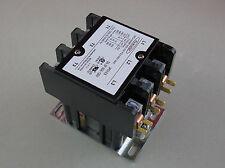 Hvacstar SA-3P-50A-120V Definite Purpose Contactor 3Poles 50FLA 120V AC Coil