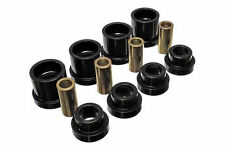 Energy Suspension Rear Subframe Mount Bushing Kit 240SX 95-98 S14 (Black)
