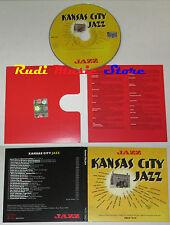 CD KANSAS CITY JAZZ 2012 PROMO musica jazz 8/2012 MJCD 1254 lp mc dvd vhs (S5)