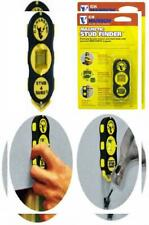 CH Hanson 03040 Magnetic Stud Finder 1 Pack, Black & Yellow