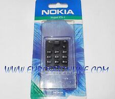 Teclado Nokia 5110 Keymat Keypad Keyboard ORIGINAL New Negro Black KTA-1