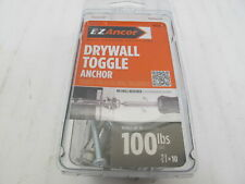 ITW Brands EZ Ancor Drywall Toggle Anchor Pack of 10