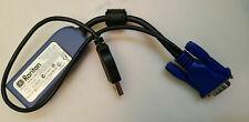 Raritan Dominion D2CIM-VUSB KX2 KX II USB KVM Switch Virtual Media CIM