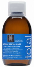 APIVITA NATURAL DENTAL CARE Mouthwash with Propolis & Spearmint 250ml