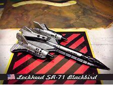 Micro Machines Military SR-71, FURUTA SR-71 Blackbird, Micro Machines Lot