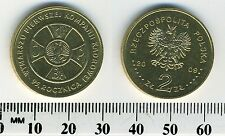 Poland 2009 - 2 Zlote Collectible Coin - Wwi First Cadre Comp. March - 95th Ann.