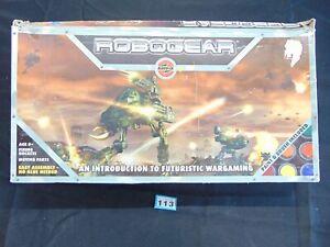Waragming Airfix Robogear Starter set 113-558