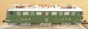 Märklin H0 3650 E-Lok Ae 6/6 11445 der SBB, FRAUENFELD, digital, wenig benutzt
