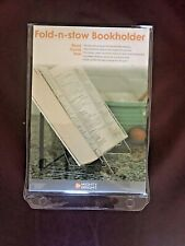 Mighty Bright Fold-n-Stow Bookholder