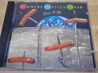 CROSBY, STILLS & NASH * Live It Up * NM (CD)