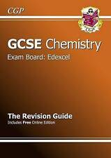 GCSE Chemistry Edexcel Revision Guide (with online edition) [Paperback]   F5