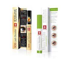EVELINE mascara siero ciglia concentrato PRIMER 3in1 + SOS Lash Booster 5w1