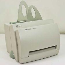HP LaserJet 1100 A4 Parallel Desktop Compact Mono Laser Printer + Warranty