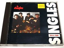 cd-album, The Stranglers - Singles (The U.A Years), 20 Tracks, Holland