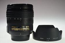 NIKON AF-S NIKKOR ED 24-85mm f/3.5-4.5G Excellent+