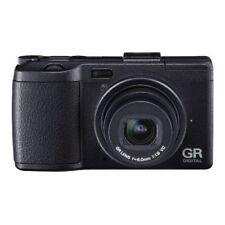 Near Mint! Ricoh GR DIGITAL IV 10 MP Digital Camera Black - 1 year warranty