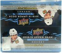 2018 2019 Upper Deck Hockey Series 2 Factory Sealed Retail Box of 24 Packs 18 19