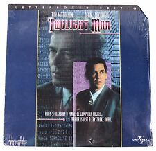 TWILIGHT MAN SEALED NEW LASER DISC 90s Suspense Thriller TV Movie LD Film 1996