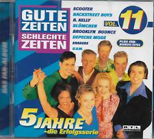 Gute Zeiten schlechte Zeiten - Vol. 11 V. Artist Top Zustand 2 CDs