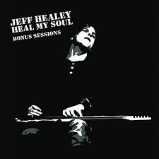 "Jeff Healey - Heal My Soul: Bonus Sessions (2016) Vinyl 10"" EP  NEW  SPEEDYPOST"
