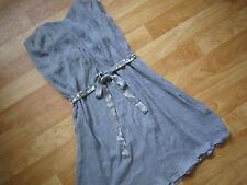 ladies sz 10 george evening silk dress sequins detail