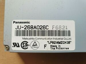 "Panasonic JU-268026C 3.5"" 1.44Mb Floppy Disk Drive"