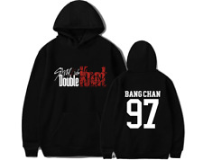 Kpop Stray Kids Album Double Knot Hoodie Sweater Unisex Casual Pullover