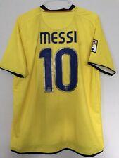0b08b05ba Barcelona Jersey Away 2009 Messi Argentina España Maradona Brasil Europa  Madrid