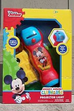 Disney Junior Mickey Mouse Clubhouse Projector Light w/ 90 Degree Rotating Head