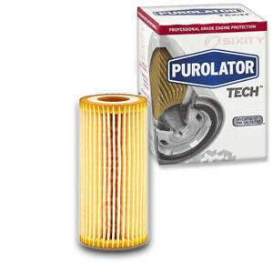 Purolator TECH Engine Oil Filter for 2014-2020 Volkswagen Passat 1.8L 2.0L zi
