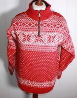 NORWOOL Norweger  Pullover  Grösse 52 Herren Schurwolle (Etikett S)