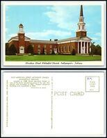 INDIANA Postcard - Indianapolis, Meridian Street Methodist Church D10