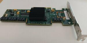 HP LSI SAS9212-4i 4-Port 6Gb PCIe x8 SAS/SATA RAID Controller