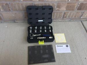 Kobalt 3/8' Drive 14 piece Xtreme Access Socket Set - NEW -