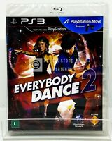 Everybody Dance 2 - PS3 - Brand new | REGION FREE | Portuguese Cover