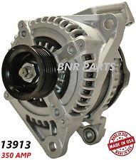 350 Amp 13913 Alternator Dodge Jeep High Output Performance NEW HD