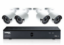 Lorex 4-Channel 4-Camera 4MP CNV Security Camera System with 1TB HD DVR