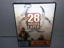 28 Weeks Later (DVD, Canadian, Unique Lenticular Cover) NEW - Extras - No Tax