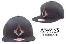 Cappello Assassin's Creed Syndicate Bronze Logo Snapback Cap Hat Bioworld
