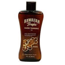 Hawaiian Tropic Dark Tanning Oil Original  8 Ounce