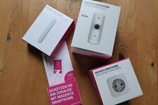 Magenta Smart Home Starter Set mit Kammera innen, Zwischenstecker innen und Tür-