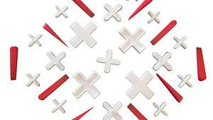 Fliesenkreuze,Fliesenkeile,Fugenkreuze,Fugenkeile,T-Stücke,Keil,Fliesen,Kreuz